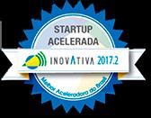 Startup acelerada - Inovativa 2017.2