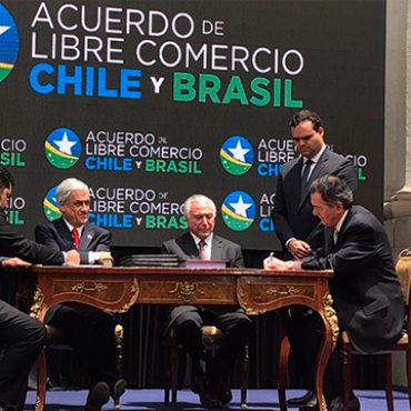 Acordo de Livre Comércio Brasil-Chile o que Muda Para o Licitante