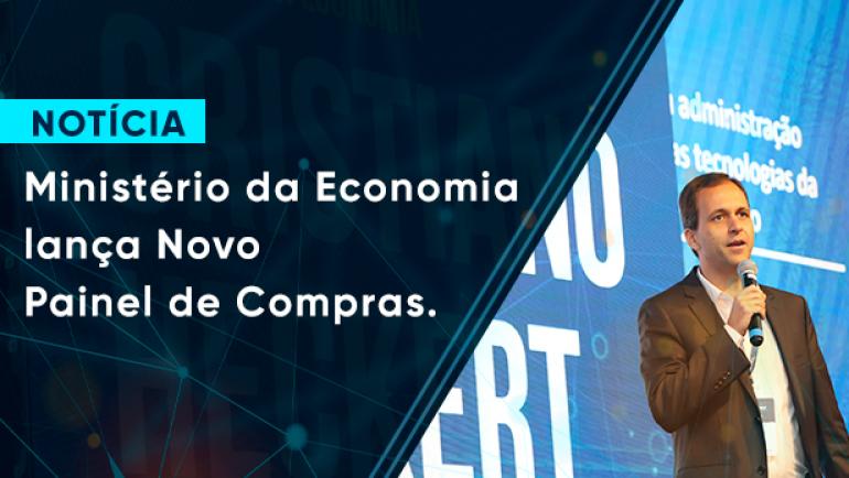 Ministério da Economia lança Novo Painel de Compras